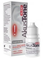 AkusTone Alert, krople do uszu, 15ml