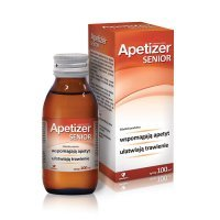 Apetizer Senior, syrop, 100ml
