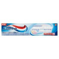 Aquafresh All In One Protection, Whitening, pasta do zębów wybielająca, 100ml