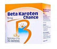 Beta Karoten Amara 10mg, 50 tabletek