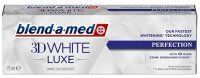 Blend-a-med 3D White Luxe Perfection, pasta do zębów, 75ml