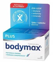 Bodymax Plus, 60 tabletek