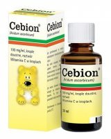 Cebion 100mg/ml, krople doustne, 30ml