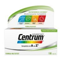Centrum od A do Z, 100 tabletek
