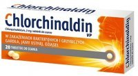 Chlorchinaldin VP 2mg, 20 tabletek do ssania