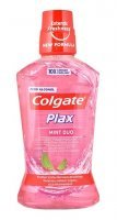 Colgate Plax Mint Duo, płyn do płukania jamy ustnej, 500 ml
