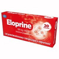 Eloprine 500mg, 20 tabletek