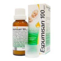 Espumisan 100mg/ml, krople doustne, 30ml