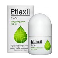 Etiaxil Comfort, antyperspirant, roll-on, 15ml