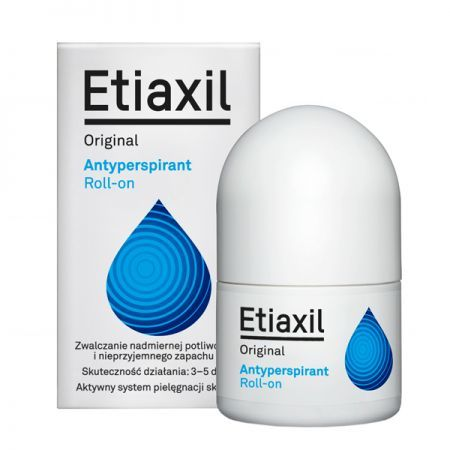 Etiaxil Original, antyperspirant, roll-on, 15ml