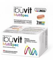 Ibuvit MultiSpec, 30 tabletek