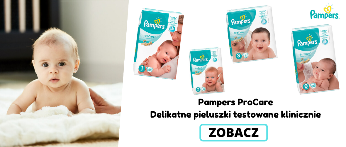 pampers pro care