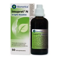 Imupret N 1ml/ml, krople doustne, 50ml