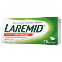 Laremid 2mg, 20 tabletek