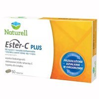 Naturell, Ester-C Plus, 50 tabletek