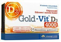 Olimp Labs, Gold-Vit D3 4000, 90 tabletek