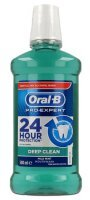 Oral-B Pro-Expert, płyn do płukania jamy ustnej, Deep Clean, 500ml