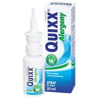 Quixx Alergeny, spray do nosa, 30ml