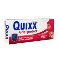 Quixx Grip-protect, 20 tabletek do ssania