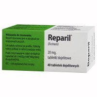 Reparil 20mg, 40 tabletek IR*