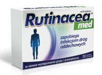 Rutinacea Med, 30 tabletek do ssania