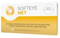 Softeye Net, żel do oczu, 20 minimsów po 0,4ml