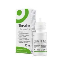 Thealoz 3%, krople do oczu, 10ml