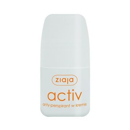 Ziaja Antyperspirant, Activ, roll-on, 60ml